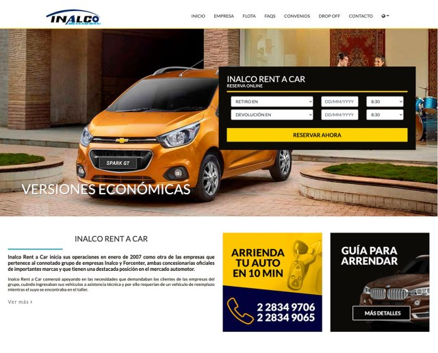 Inalco Rent a Car
